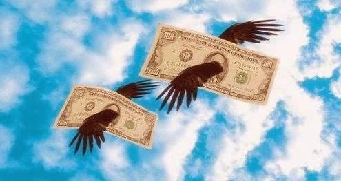 Resultado de imagen para dolares se van